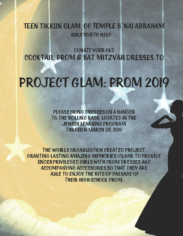 project glam 2019