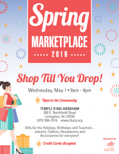 spring marketplace 2019