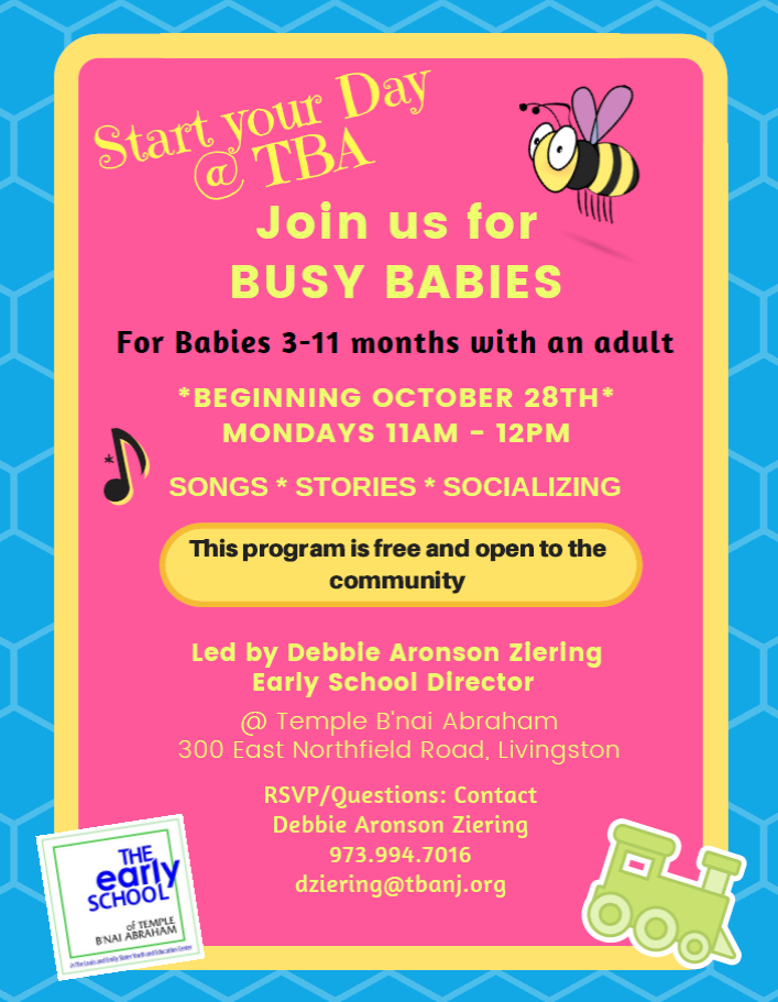 Busy Babies fall2019