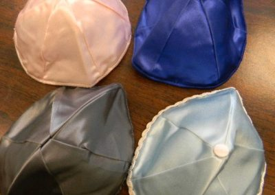 Satin-Fabric-Kippot