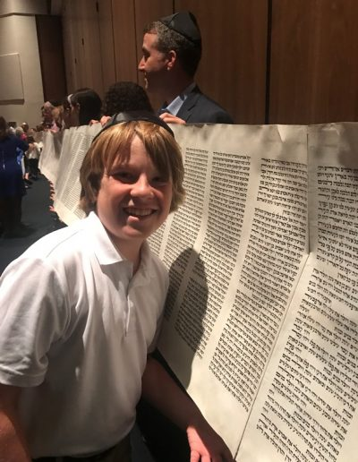 Simchat Torah 2018