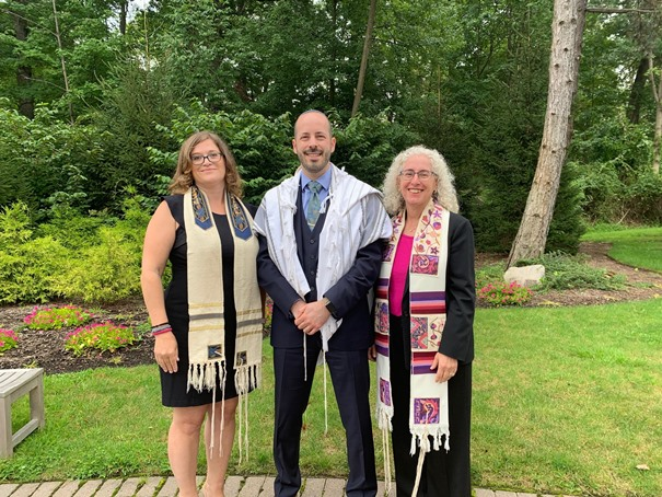 TBA Clergy Team: Cantor Jessica F. Epstein, Rabbi David Z. Vaisberg & Rabbi Faith Joy Dantowitz