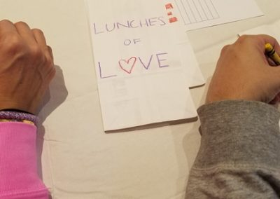 Lunches of Love 1