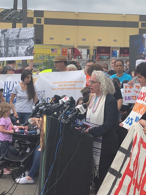 Menendez Rally to Keep Families Together