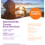 Temple B'nai Abraham (July_2019) Flyerweb