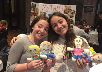 Mserio Doll Project