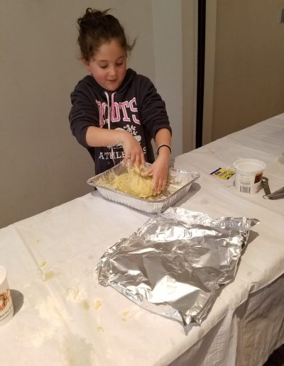 Loaves of Love Community Challah Bake 2018 (2)