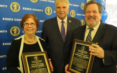 Rabbi Kulwin Recipient of the Star of Essex Award