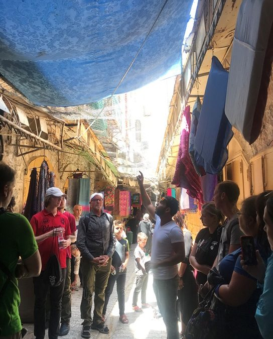 Postcards from Jerusalem, Part 5,  Hebron Part 3: Rock the Casbah