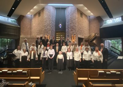 Voices of Harmony with Cantor Perry Fine